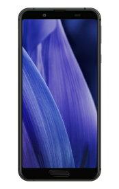 シャープ SHARP 【防水・防塵・おサイフケータイ】AQUOS sense3 ブラック「SH-M12-B」Snapdragon 630 5.5型・メモリ/ストレージ:4GB/64GB nanoSIM x2 DSDV対応 ドコモ / au / ソフトバンク対応 SIMフリースマートフォン[スマホ 本体 新品 SHM12B]