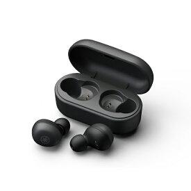 ヤマハ YAMAHA フルワイヤレスイヤホン TW-E3AB ブラック [リモコン・マイク対応 /ワイヤレス(左右分離) /Bluetooth][TWE3AB]