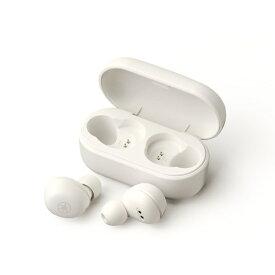 ヤマハ YAMAHA フルワイヤレスイヤホン ホワイト TW-E3AW [リモコン・マイク対応 /ワイヤレス(左右分離) /Bluetooth][TWE3AW]