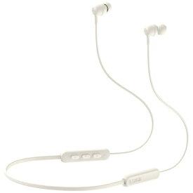 ヤマハ YAMAHA bluetoothイヤホン カナル型 ホワイト EP-E30AW [リモコン・マイク対応 /ワイヤレス(左右コード) /Bluetooth][EPE30AW]