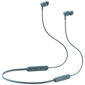 ヤマハ YAMAHA bluetoothイヤホン カナル型 スモーキーブルー EP-E30AA [リモコン・マイク対応 /ワイヤレス(左右コード) /Bluetooth][EPE30AA]
