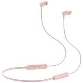 ヤマハ YAMAHA bluetoothイヤホン カナル型 スモーキーピンク EP-E30AP [リモコン・マイク対応 /ワイヤレス(左右コード) /Bluetooth][EPE30AP]