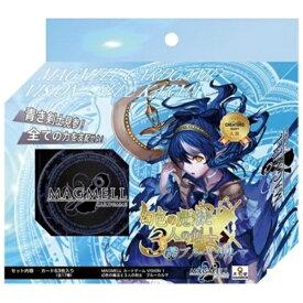 半月堂 MAGMEELL Vision01 幻色の魔法と3人の剣士 ブルーカルマ