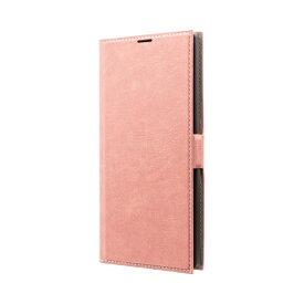 MSソリューションズ Galaxy Note 10+ PRIME 手帳型ケース ダスティピンク