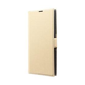 MSソリューションズ Galaxy Note 10+ PRIME 手帳型ケース ベージュ