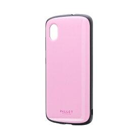 MSソリューションズ Galaxy A20 PALLET AIR ケース ピンク