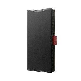 MSソリューションズ Galaxy Note 10+ PIECE 手帳型ケース ブラック