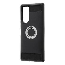 レイアウト rayout Xperia 5 リング360/ブラック