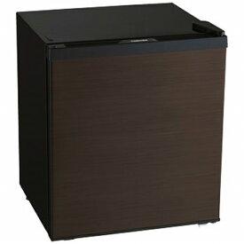 東芝 TOSHIBA 《基本設置料金セット》GR-HB30PT-TS 冷蔵庫 ブラウン [1ドア /右開きタイプ /27L][冷蔵庫 小型 一人暮らし GRHB30PTTS]【zero_emi】