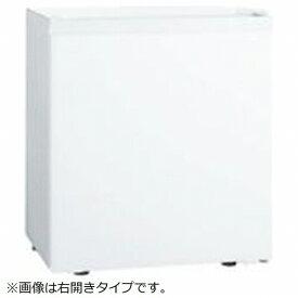 東芝 TOSHIBA 《基本設置料金セット》GR-HB30PTL-WU 冷蔵庫 ホワイト [1ドア /左開きタイプ /27L][冷蔵庫 小型 GRHB30PTLWU]【zero_emi】