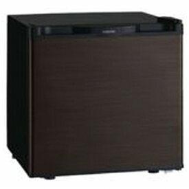 東芝 TOSHIBA 《基本設置料金セット》GR-HB30PA-TS 冷蔵庫 ブラウン [1ドア /右開きタイプ /27L][冷蔵庫 小型 一人暮らし GRHB30PATS]【zero_emi】