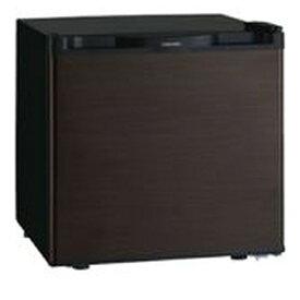 東芝 TOSHIBA 《基本設置料金セット》GR-HB30PAL-TS 冷蔵庫 ブラウン [1ドア /左開きタイプ /27L][冷蔵庫 小型 GRHB30PALTS]【zero_emi】
