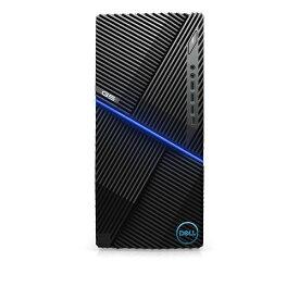 DELL デル DG80VR-9WLC ゲーミングデスクトップパソコン Dell G5 ブラック [モニター無し /HDD:2TB /SSD:512GB /メモリ:16GB /2019年秋冬モデル][DG80VR9WLC]