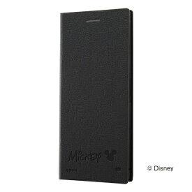 レイアウト rayout Xperia 8 ディズニー/ 手帳レザー サイドマグネット/ミッキー