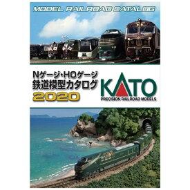 【2019年12月】 KATO カトー 【Nゲージ】25-000 KATO Nゲージ・HOゲージ鉄道模型カタログ 2020【発売日以降のお届け】