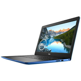 DELL デル NI375L-9WHBBL ノートパソコン Inspiron 15 3593 ブルー [15.6型 /intel Core i7 /SSD:512GB /メモリ:8GB /2019年秋冬モデル][15.6インチ office付き 新品 windows10]