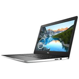 DELL デル NI375L-9WHBS ノートパソコン Inspiron 15 3593 シルバー [15.6型 /intel Core i7 /SSD:512GB /メモリ:8GB /2019年秋冬モデル][15.6インチ office付き 新品 windows10 NI375L9WHBS]
