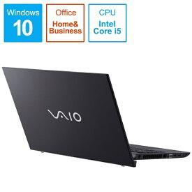 VAIO バイオ VJS15490411B ノートパソコン VAIO S15 ブラック [15.6型 /intel Core i5 /HDD:1TB /メモリ:8GB /2019年11月モデル][15.6インチ office付き 新品 windows10]