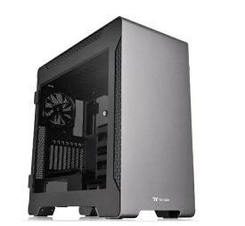 THERMALTAKE サーマルテイク PCケース TT Premium A700 TG Aluminum CA-1O2-00F9WN-00 ブラック