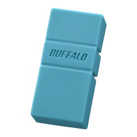 BUFFALO バッファロー RUF3-AC32G-BL USBメモリー USB3.2/3.1/3.0/2.0対応 32GB USB-Type-A+USB-Type-C対応 RUF3-ACシリーズ ターコイズブルー [32GB /USB3.2 /USB TypeA+USB TypeC /キャップ式][RUF3AC32GBL]