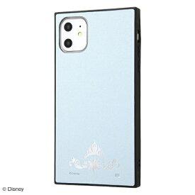 イングレム Ingrem iPhone 11 『アナと雪の女王』/耐衝撃オープンレザーホットスタンプ KAKU/『アナと雪の女王/ティアラ』 IS-DP21KOL3/FR001 『アナと雪の女王/ティアラ』