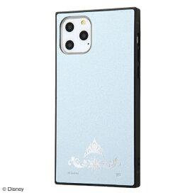 イングレム Ingrem iPhone 11 Pro 『アナと雪の女王』/耐衝撃オープンレザーホットスタンプ KAKU/『アナと雪の女王/ティアラ』 IS-DP23KOL3/FR001 『アナと雪の女王/ティアラ』