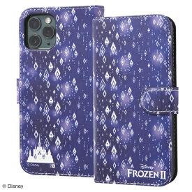 イングレム Ingrem iPhone 11 Pro 『アナと雪の女王2』/手帳型アートケース マグネット/『アナと雪の女王2/OTONA』 IN-DP23MLC2/FR004 『アナと雪の女王2/OTONA』