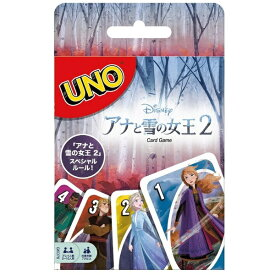 マテル Mattel GKD76 ウノ アナと雪の女王 2