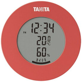 タニタ TANITA TT585PK 温湿度計 デジタル グラフ表示 インフルエンザ対策 熱中症 カビ 観葉植物 ペット [デジタル][TT585PK]