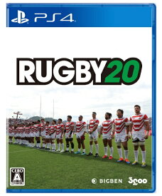 3GOO サングー RUGBY 20【PS4】