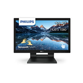 フィリップス PHILIPS 222B9T/11 PCモニター SmoothTouch搭載 ブラック [21.5型 /ワイド /フルHD(1920×1080)][222B9T11]
