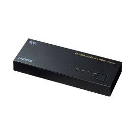 サンワサプライ SANWA SUPPLY 4K・HDR・HDCP2.2対応HDMI切替器(3入力・1出力) SW-HDR31L