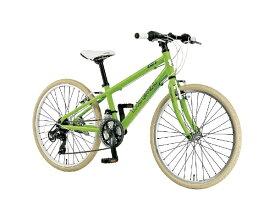 ルイガノ 24型 子供用自転車 J24 Cross(LG GREEN/外装21段変速)J24ROAD【組立商品につき返品不可】 【代金引換配送不可】