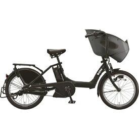 ブリヂストン BRIDGESTONE 20型 電動アシスト自転車 ビッケ ポーラーe 【black edition】(クロツヤケシ/3段変速) BRCC40【2020年モデル】【組立商品につき返品不可】【point_rb】 【代金引換配送不可】