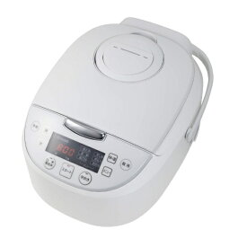 ORIGINAL BASIC オリジナルベーシック BCS-550-W 炊飯器 [5.5合 /マイコン][BCS550]
