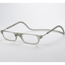 オーケー光学 OHKEI optical クリックリーダー マットタイプ(マットグレー/+3.00)