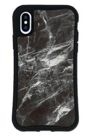 ケースオクロック caseoclock iPhoneX/XS WAYLLY-MK セット ドレッサー 大理石 ブラック mkdrs-set-x-blk