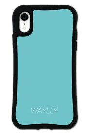 ケースオクロック caseoclock iPhoneXR WAYLLY-MK セット ドレッサー スモールロゴ ミントブルー mksl-set-xr-mbl