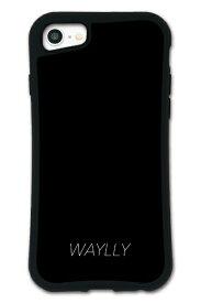 ケースオクロック caseoclock iPhone6/6s/7/8 WAYLLY-MK セット ドレッサー スモールロゴ ブラック mksl-set-678-blk