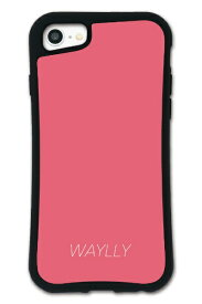 ケースオクロック caseoclock iPhone6/6s/7/8 WAYLLY-MK セット ドレッサー スモールロゴ ピーチピンク mksl-set-678-ppk
