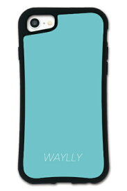 ケースオクロック caseoclock iPhone6/6s/7/8 WAYLLY-MK セット ドレッサー スモールロゴ ミントブルー mksl-set-678-mbl