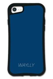 ケースオクロック caseoclock iPhone6/6s/7/8 WAYLLY-MK セット ドレッサー スモールロゴ ネイビー mksl-set-678-nv