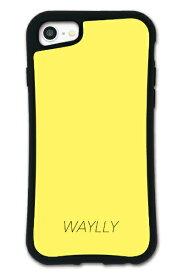 ケースオクロック caseoclock iPhone6/6s/7/8 WAYLLY-MK セット ドレッサー スモールロゴ イエロー mksl-set-678-yel