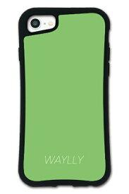 ケースオクロック caseoclock iPhone6/6s/7/8 WAYLLY-MK セット ドレッサー スモールロゴ グリーン mksl-set-678-gre