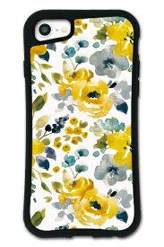 ケースオクロック caseoclock iPhone6/6s/7/8 WAYLLY-MK セット ドレッサー フラワー イエロー mkfl-set-678-yel