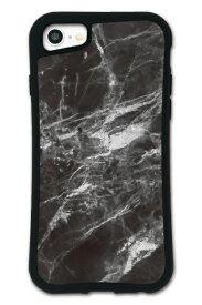 ケースオクロック caseoclock iPhone6/6s/7/8 WAYLLY-MK セット ドレッサー 大理石 ブラック mkdrs-set-678-blk