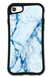 ケースオクロック caseoclock iPhone6/6s/7/8 WAYLLY-MK セット ドレッサー 大理石 ブルー mkdrs-set-678-blu