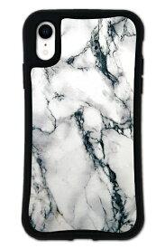 ケースオクロック caseoclock iPhoneXR WAYLLY-MK セット ドレッサー 大理石 ホワイト mkdrs-set-xr-wht