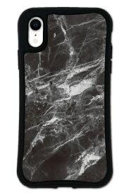 ケースオクロック caseoclock iPhoneXR WAYLLY-MK セット ドレッサー 大理石 ブラック mkdrs-set-xr-blk