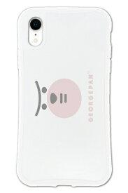ケースオクロック iPhoneXR WAYLLY-MK × ANIPANS セット ドレッサー ジョージぱん mkani-set-xr-ggp